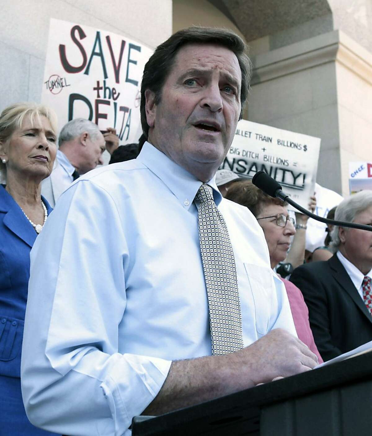 House members including John Garamendi, D-Walnut Grove (Sacramento County), won hard-fought races last year in districts with significant rural and GOPrepresentation.