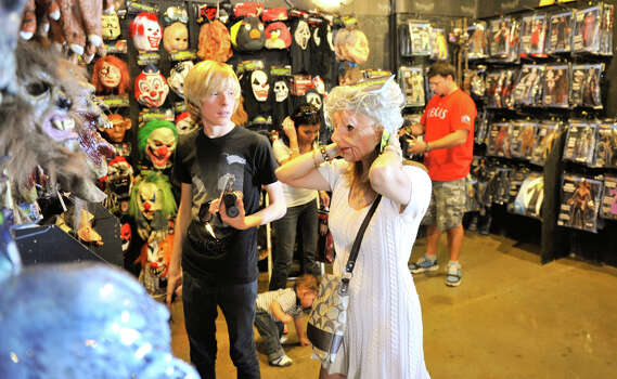Come visit your local Spirit Halloween at Austin Hwy Ste for costumes, props, accessories, hats, wigs, shoes, make-up, masks and much more!