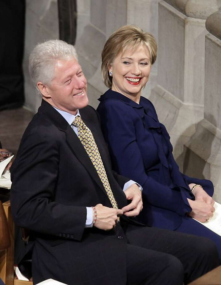 Bill and Hillary Clinton National Airport(Little Rock) Photo: Jae C. Hong, AP