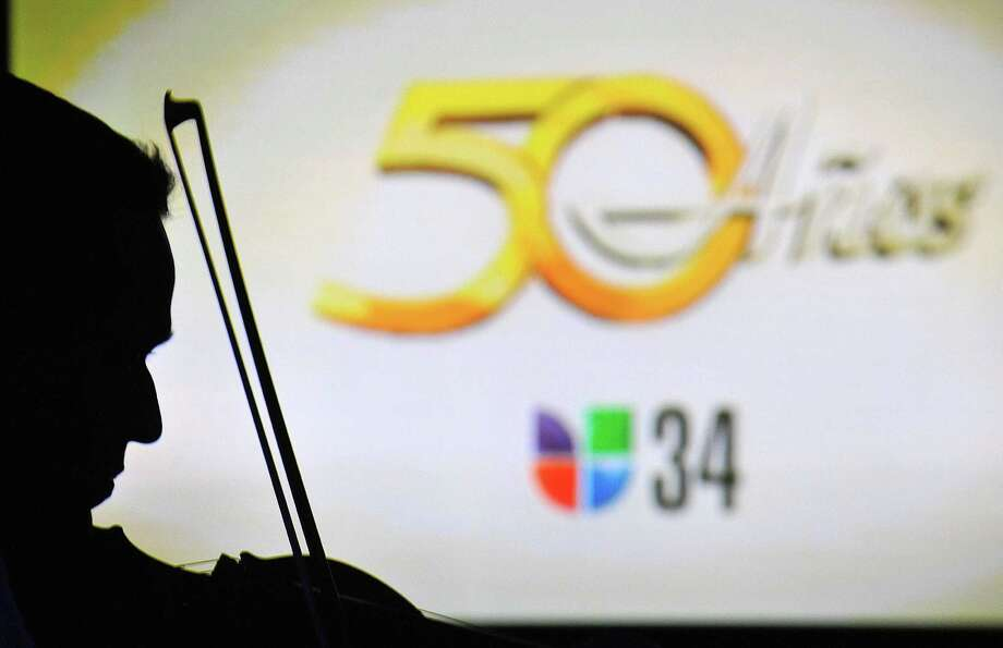 Univision, which caters to Spanish-speaking adults in the U.S., now wants to go where the real money is: English. Photo: Eric Reed, Associated Press / AP Images