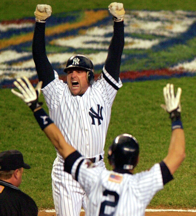 Chuck Knoblauch was a clutch MLB player, especially with the New York Yankees.  Photo: RON FREHM, AP / AP