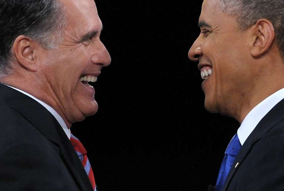 Mitt Romney holds mistaken ideas on the crises in Pakistan and Syria. Photo: Saul Loeb, AFP/Getty Images