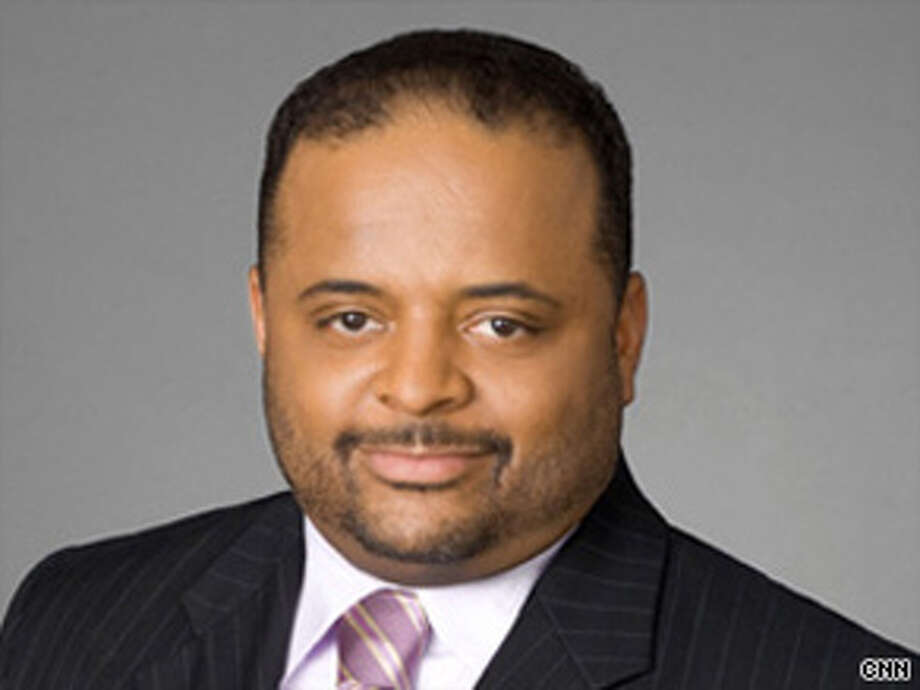CNN correspondent and talk-show host Roland Martin is a Houstonian, too.