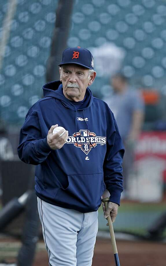 Tigers manager Jim Leyland is looking for his second World Series title in his third try. Photo: Brant Ward, The Chronicle