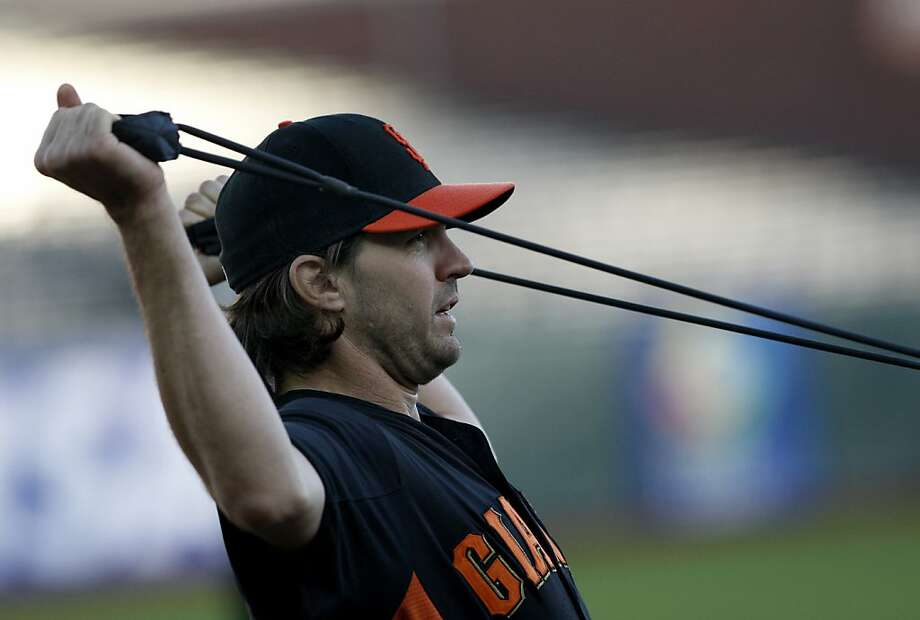Barry Zito, whose Game 5 start turned around the NLCS for the Giants, gets the nod for Game 1 of the World Series. Photo: Brant Ward, The Chronicle