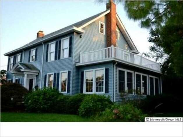 The home where Amityville Horror was filmed (Trulia.com)