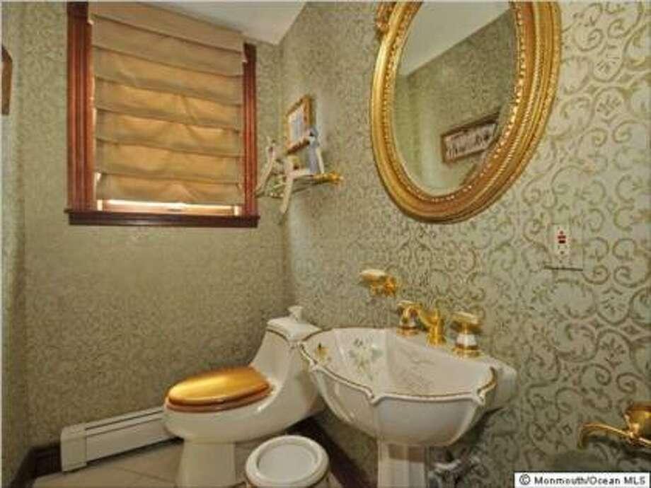One of the half baths (Trulia.com)