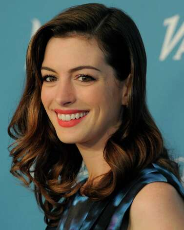 Actress Anne Hathaway Photo: Chris Pizzello, AP / AP
