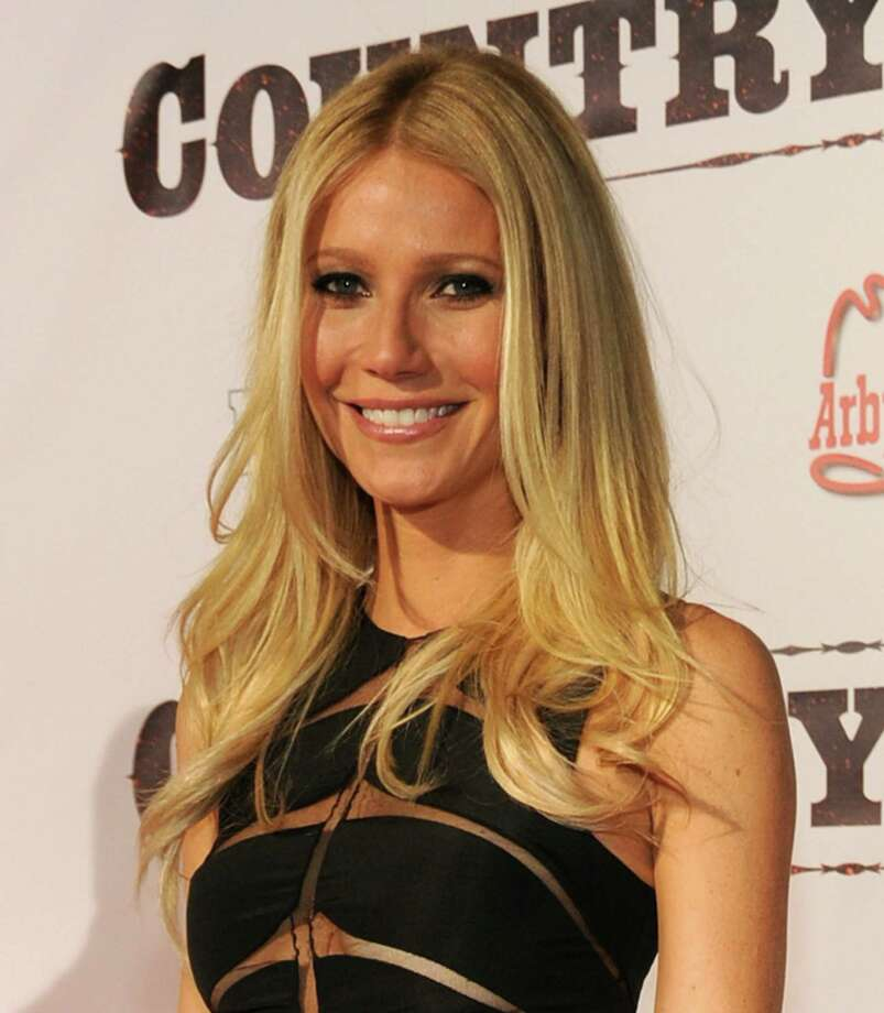 Actress Gwyneth Paltrow Photo: Rick Diamond, Getty Images For Sony Pictures / Getty Images North America