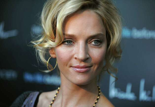 Actress Uma Thurman Photo: Peter Kramer, AP / KRAPE