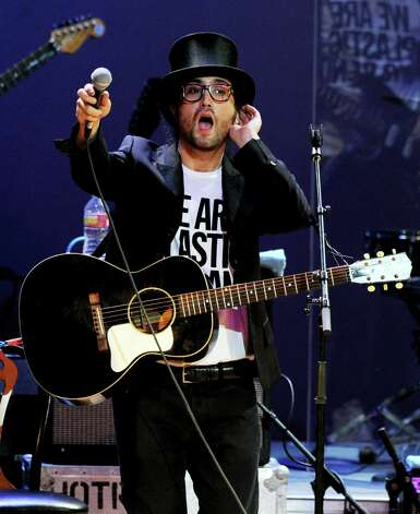 Musician Sean Ono Lennon Photo: Kevin Winter, Getty Images / Getty Images North America