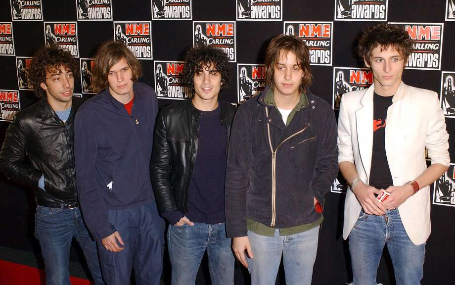 American rock band The Strokes Photo: MYUNG JUNG KIM, AP / PA
