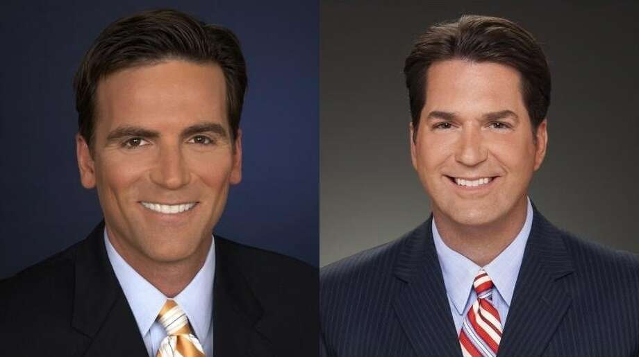 New guy Jeff up against tried-and-true Steve in November ratings.  (KENS/KSAT Graphic: Jakle/Ross Ruediger)