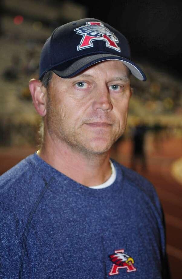 Atascocita Head Coach Craig Stump Photo: Jerry Baker / Greg Krenek