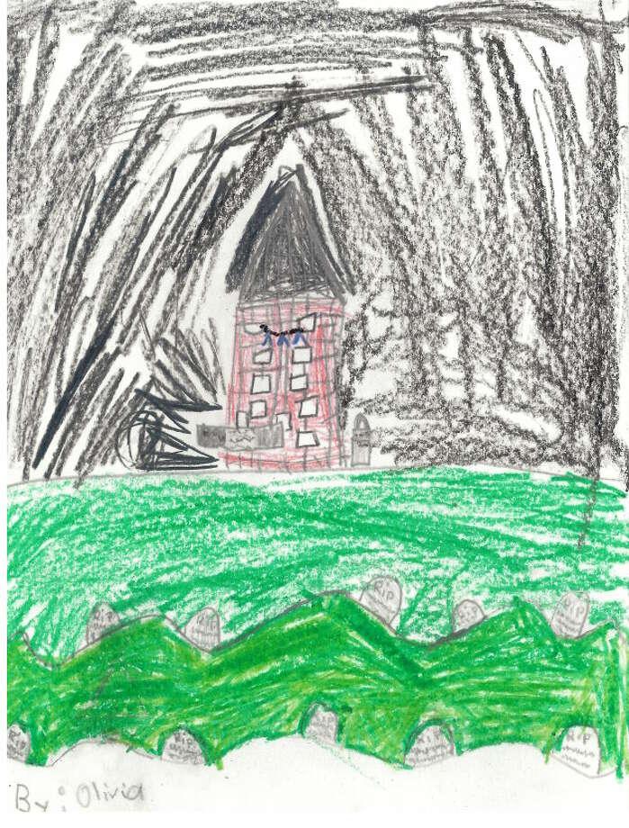 Olivia, 7, Regina-Howell Elementary
