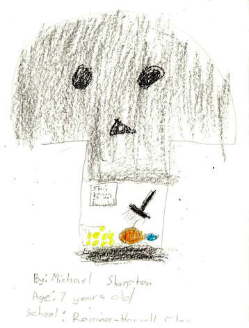 Michael Sharpton, 7,Regina-Howell Elementary
