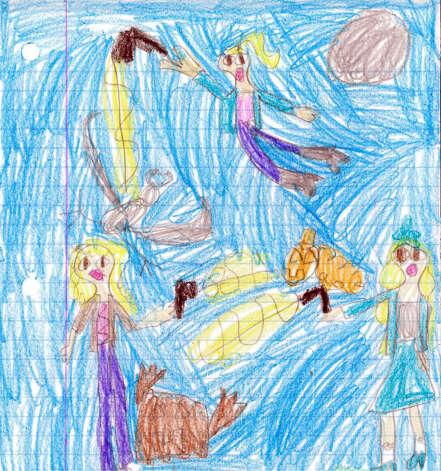 Ana Dison, 7, Regina-Howell Elementary