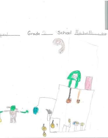 Jose Mosquead, 2nd grade, Fletcher Elementary