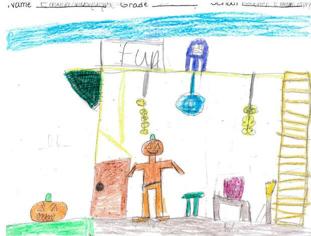 Edwin Mosquela, grade, Fletcher Elementary