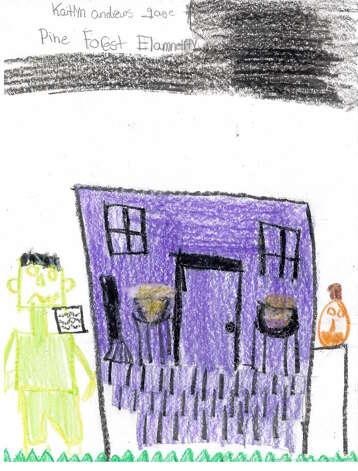 Kaitlyn Andrews, 9, Pine Forest Elementary