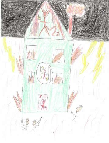 Juan Valladares, 9, Fletcher Elementary
