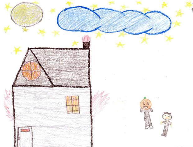Katerine Perez, 9, Fletcher Elementary