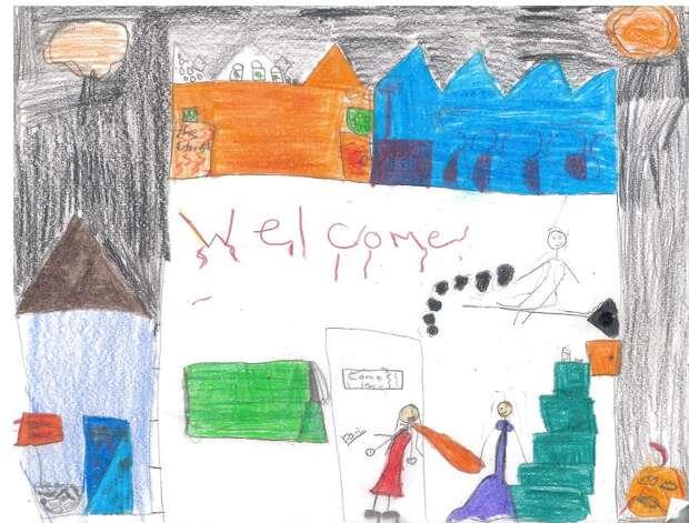 Jaci Frank, 9, Fletcher Elementary