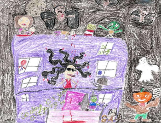 Daisy Ramirez, 9, Fletcher Elementary