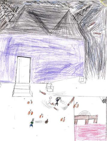 Fernando Navavallo, 9, Fletcher Elementary