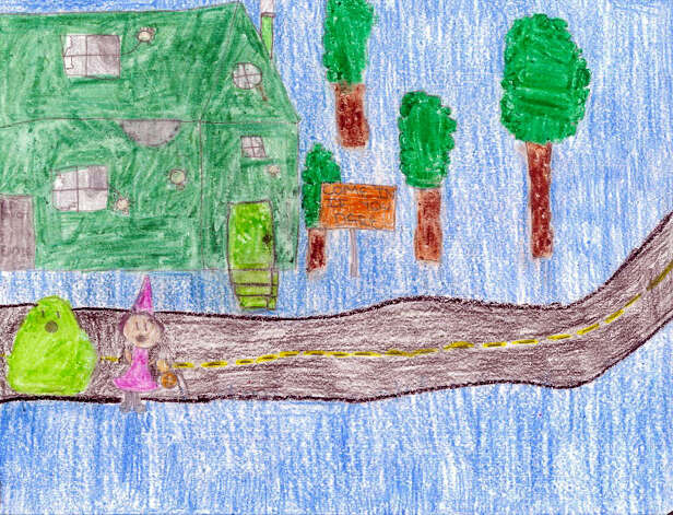 Angelica Urbina, 9, Fletcher Elementary