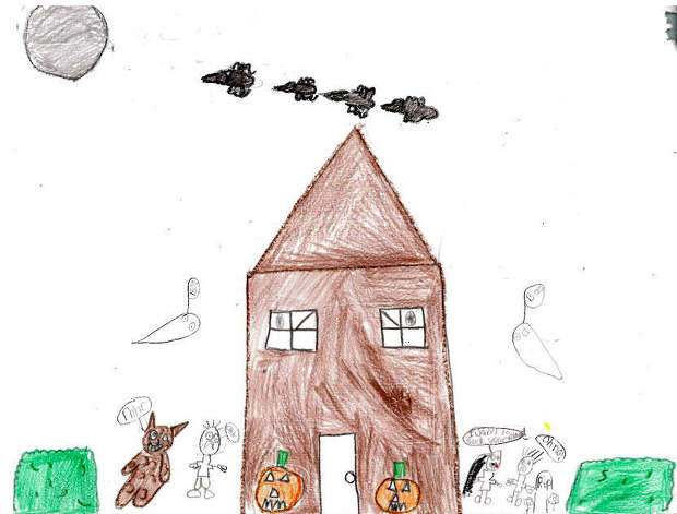 Tomas Sapen, 9, Fletcher Elementary
