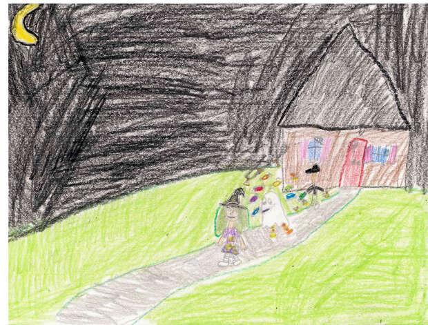 Emily Malley, 8, St. Anne Catholic School