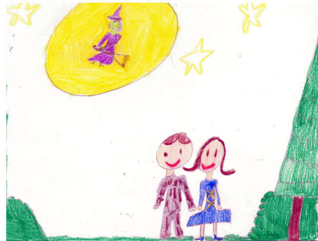 Madeline Finn, 8, St. Anne Catholic School