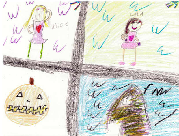Ellie Burns, 9, St. Anne Catholic School