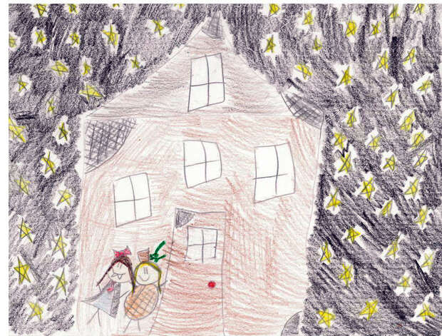 Ava Isabell, 8, St. Anne Catholic School