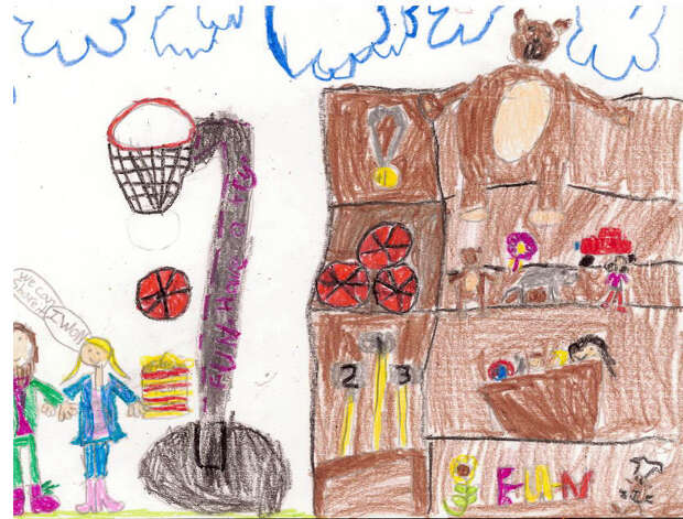 Mirabel Branch, 8, St. Anne Catholic School