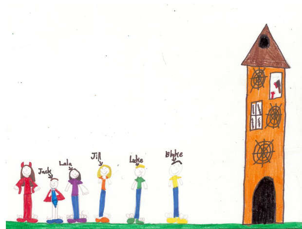 LouAnne Shaw, 9, St. Anne Catholic School