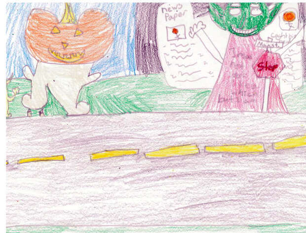 Lizzy, 8, St. Anne Catholic School