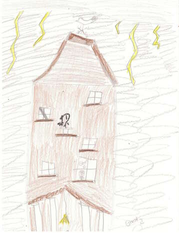 Anna Duplissey, 8, St. Anne Catholic School