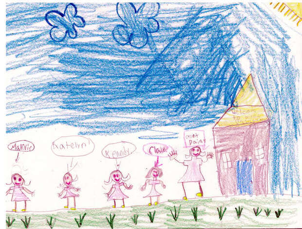 Katelyn Grant, 8, St. Anne Catholic School