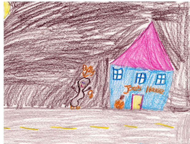 Abigail Nickum, 8, St. Anne Catholic School