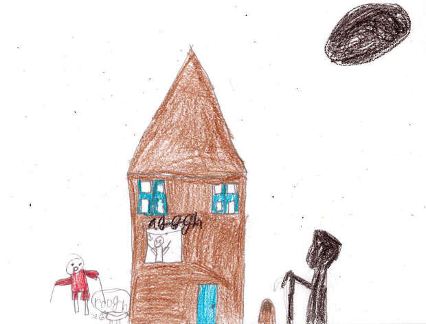 Cayden, 8, St. Anne Catholic School