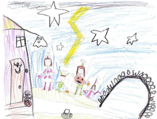 Cameron Arnold, 8, St. Anne Catholic School