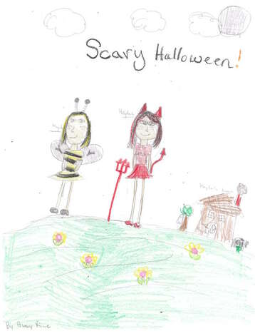 Avery Rice, 9, St. Anne Catholic School