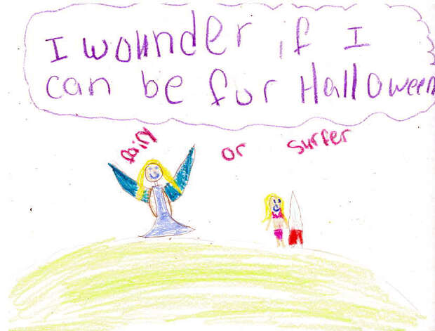 Ireland Laing, 9, St. Anne Catholic School