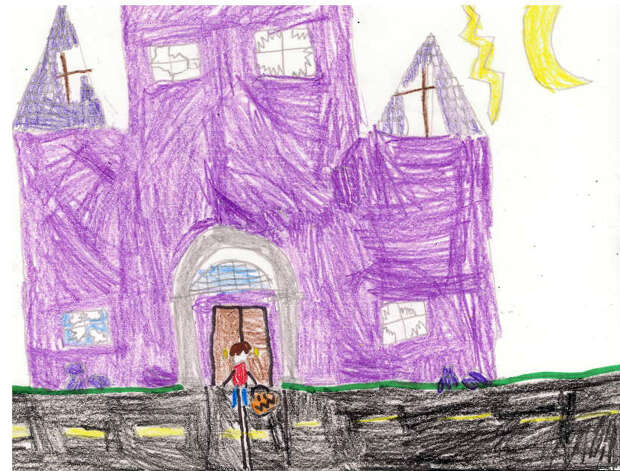 Mathew Drago, 9, St. Anne Catholic School