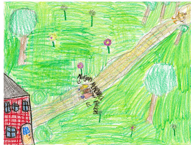 Hannah Jenkins, 9, St. Anne Catholic School