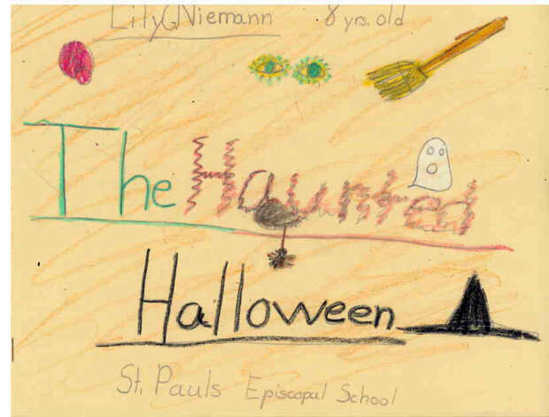 Lily Niemann, 8, St. Paul's Episcopal School