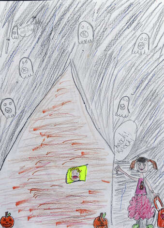 Abigail Hickman, 8 years old, Regina-Howell Elementary School