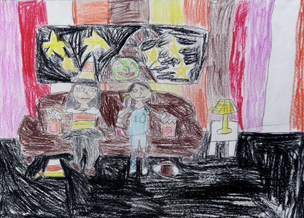 Lydia Gray, 9 years old, Regina-Howell Elementary School